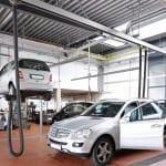 Autowerkstatt - automotive service