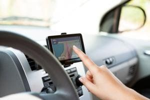 Using Navigation Device
