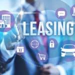Leasing - budowla - obraz